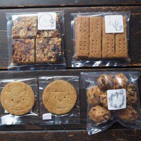 キセツノネイロのクッキー