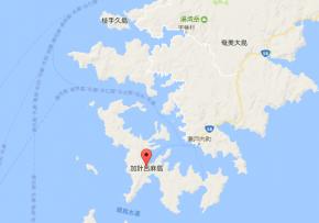 17加計呂麻島地図