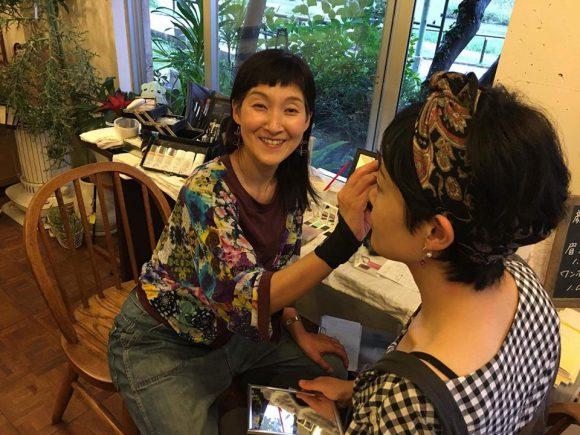 顔分析 & 眉スタイリング