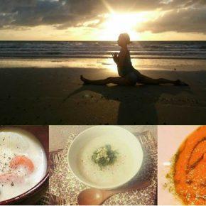 ヨガ&スープの会 vol.2