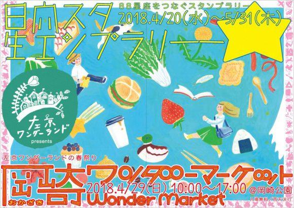 岡崎ワンダーマーケット2018