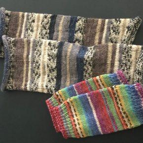 はじめての編み物の会 -編み物の基本を棒針編みドイツ式で編みましょう-