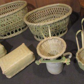 「竹の生活道具展」開催中です