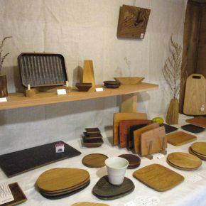木工芸ニッポニア展示販売(2月28日まで)